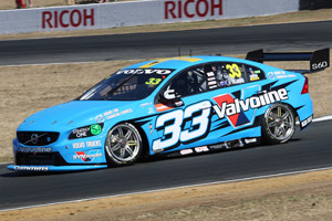 Scott McLaughlin, V8 Supercars, Volvo