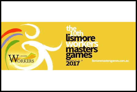Lismore Masters Games 2017